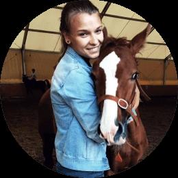 Федорова Анастасия Андреевна. Ветеринарный врач, интерн. В настоящий момент является студенткой 5 курса СПбГАВМ.