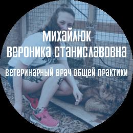 О докторе: Михайлюк Вероника Станиславовна. Личный ассистент Гиль Вероники Юрьевны. Интерн.