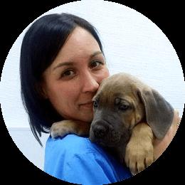 Неганова Валентина Владимировна. Ветеринарный врач, терапевт, дерматолог.