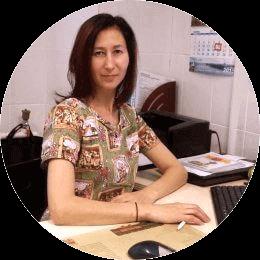Сажнева Марина Анатольевна. Ветеринарный врач, терапевт, репродуктолог, эндокринолог, врач визуальной диагностики.